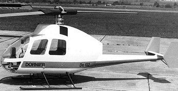 Dornier Do132 Helicopters 1960s