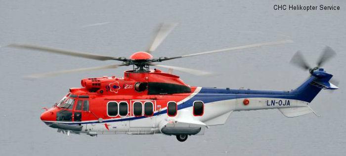 VÍDEO: Helicóptero EC225LP (H225) cai na Noruega
