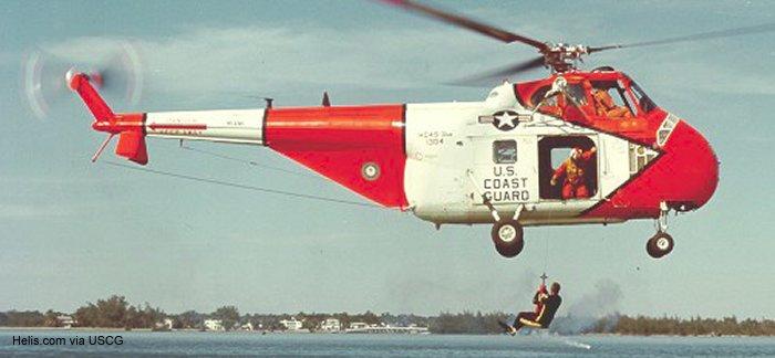 Elicottero S 55 : S h in us coast guard