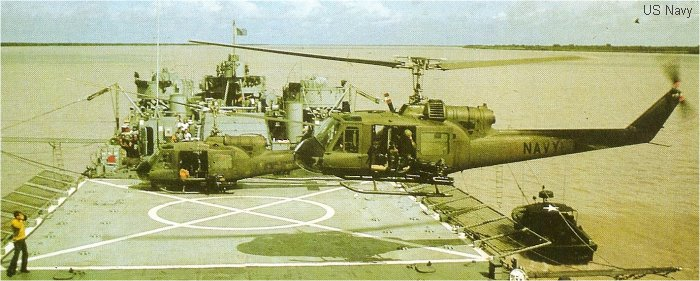 HAL-3 helicopters Vietnam