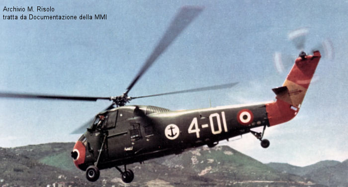 Elicottero S 58 : Sikorsky s h helicopter database
