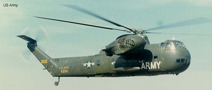 US Army Aviation s-56 H-37