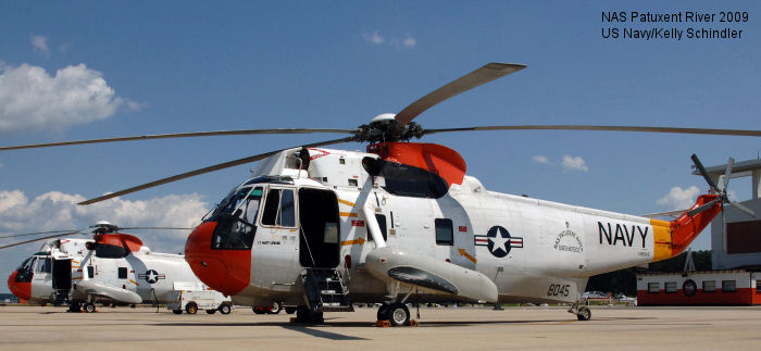sikorsky UH-3H Sea King