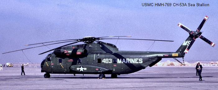 Marine Heavy Helicopter Squadron 769 US Marine Corps