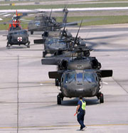 Army Black Hawks