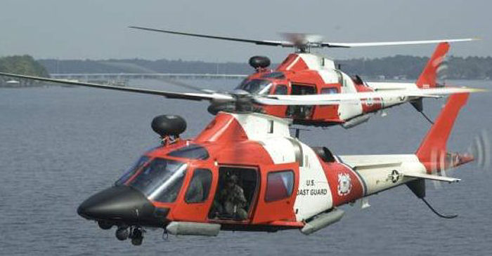 US Coast Guard MH-68A Stingray