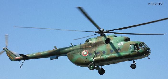 Mi-8 HIP (MIL)