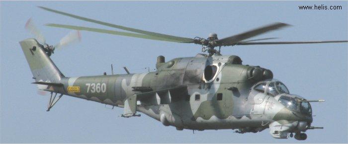 Photos: Mil Mi-24/Mi-35 Hind | MilitaryAircraft.de - Aviation ...