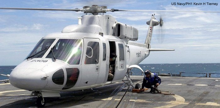 S-76B Royal Thai Navy