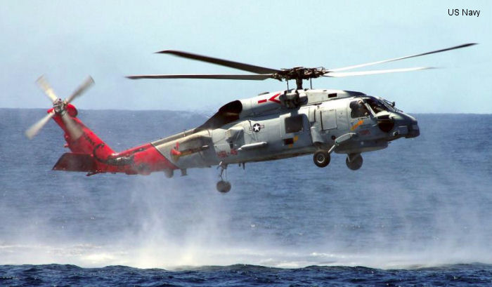 Helicopter Anti-Submarine Squadron Light 49 US Navy