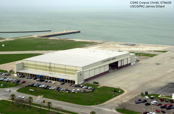 Coast Guard Air Station Corpus Christi Helicopter Database