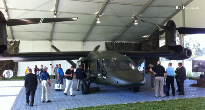 Bell Presenta su Aeronave de Rotor Basculante V-280 Valor de Tercera Generación V-280_mockup_3