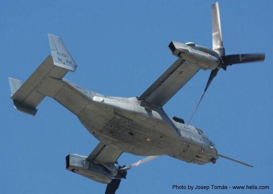V 22 osprey crash