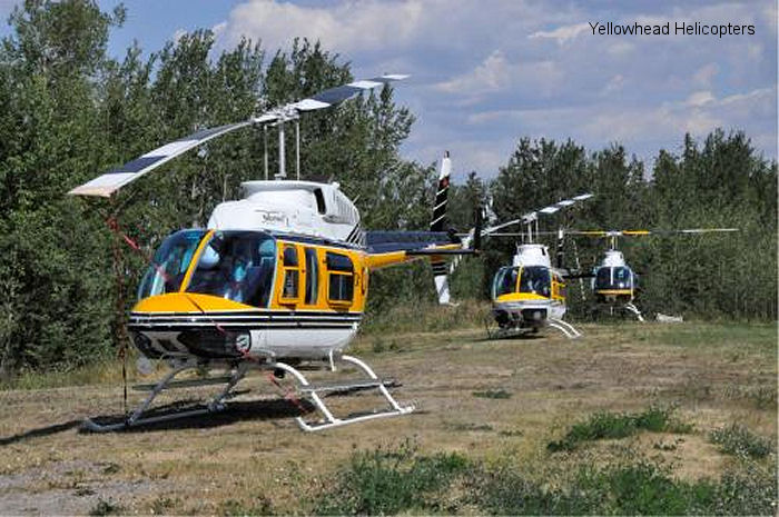 Yellowhead Helicopters