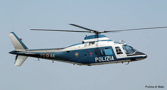 Elicottero A109 : Agusta a helicopter database