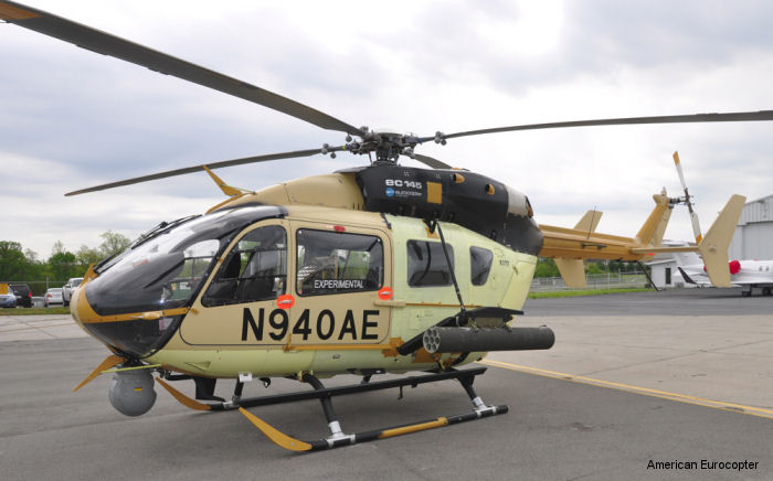 Eurocopter AAS-72X
