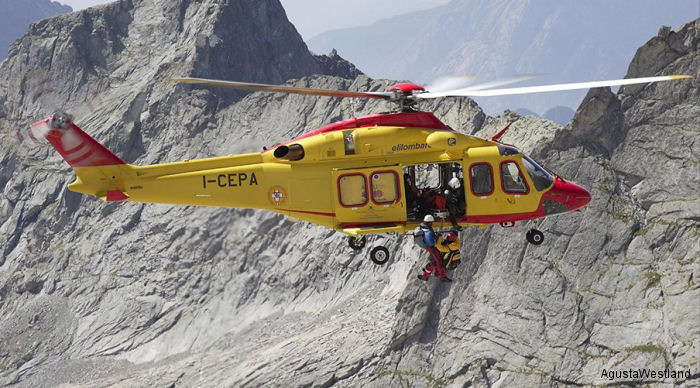 Alps Rescue Elilombarda