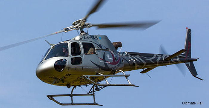 Eurocopter AS350B3 Ecureuil c/n 4227