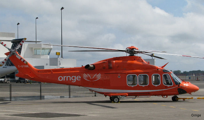 Canadian Ambulance Services AW139