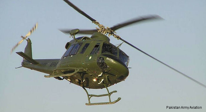 pakistan army aviation 412