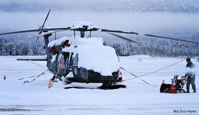 Alaska National Guard US Army Aviation