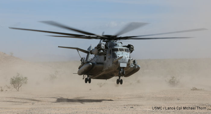 Marine Heavy Helicopter Squadron 462 US Marine Corps