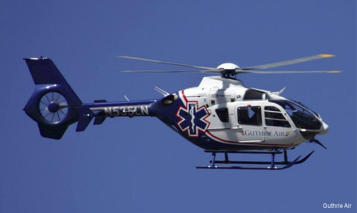 Eurocopter Ec135 Operators