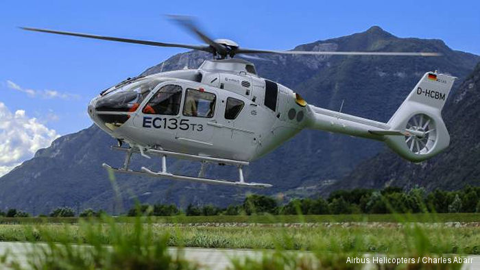 Airbus Helicopters H135 / EC135T3