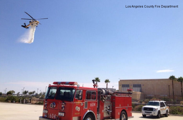 Los Angeles County Fire Department State of California