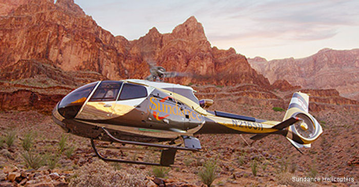 Sundance Helicopters State of Nevada