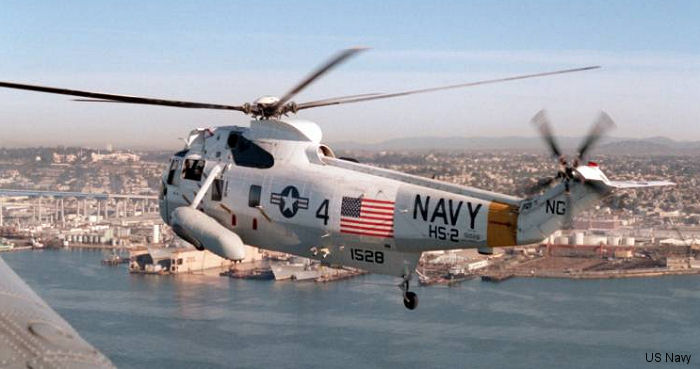 Helicopter Anti-Submarine Squadron TWO US Navy