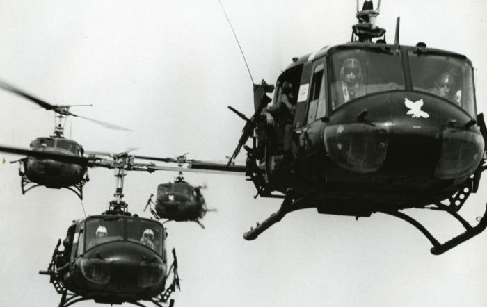 OH-58 Kiowa Scout and Observation Helicopter | Military ... |Bell Helicopter Vietnam