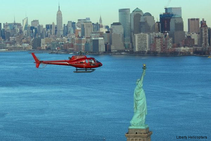 Liberty Helicopters  Helicopter Database