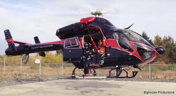 Ascent Helicopters MD902 Explorer
