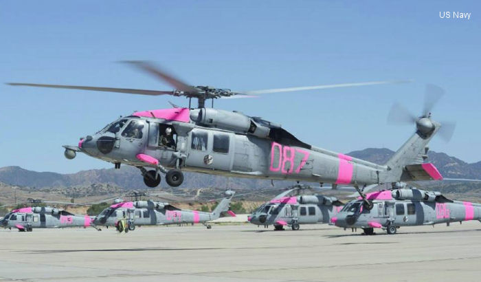 Helicopter Sea Combat Squadron THREE US Navy