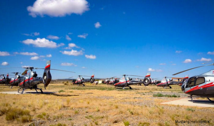 Mustang Helicopters Maverick Helicopters