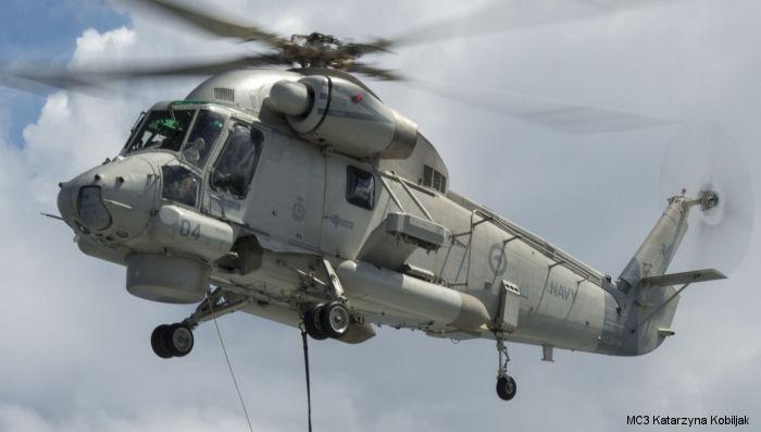 RNZN First Kaman SH-2G(I) Super Seasprite Helicopter Arrives 2015 ...