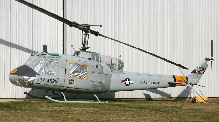 US Air Force UH-1F Iroquois