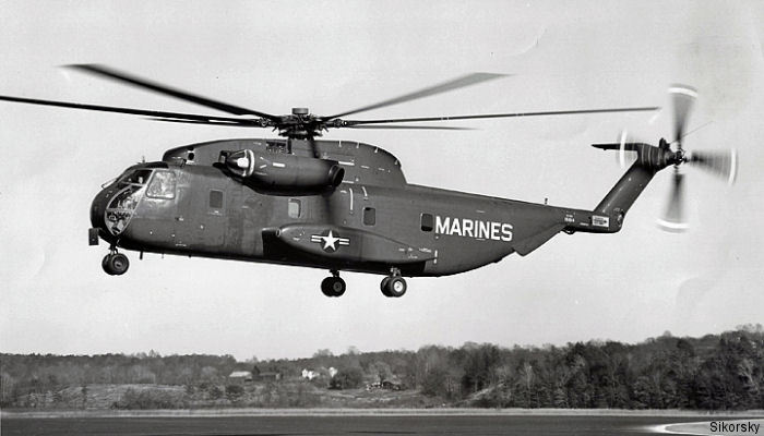 Sikorsky YCH-53A