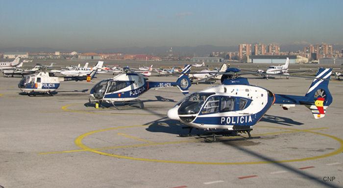 Cuerpo nacional de policia helicopter database for Ministerio policia nacional