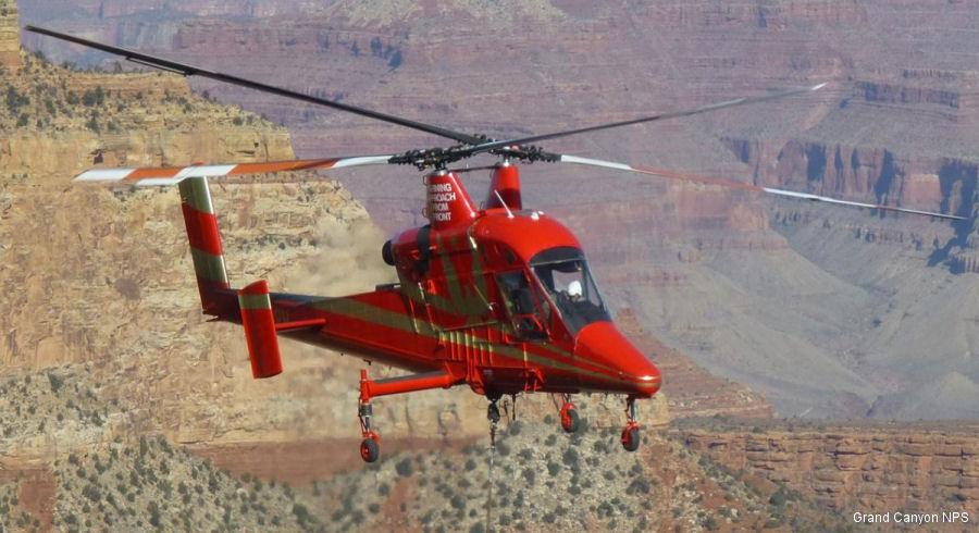 Elicottero Kaman K Max : Kaman k max
