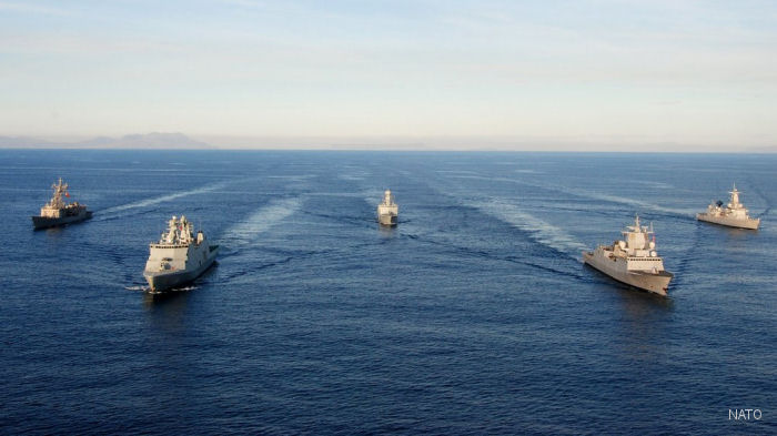 Exercise Joint Warrior 17-1