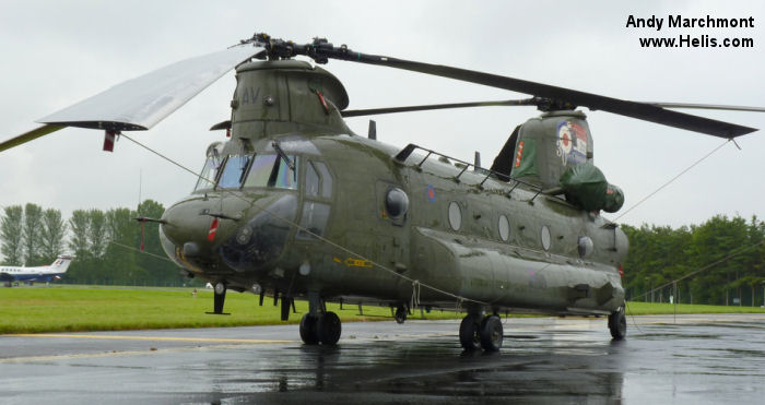 Boeing CH-47D Chinook c/n M.7005