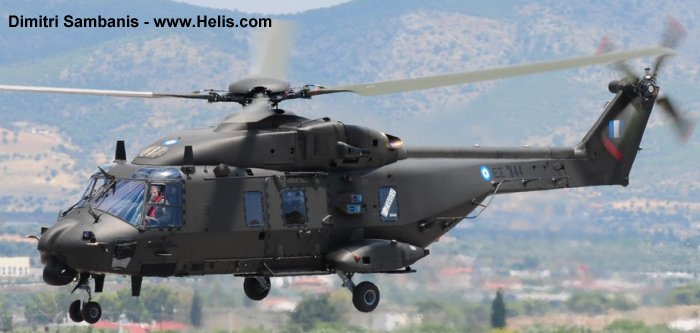 Italy receives first NH90 TTH in FOC configuration - News - Shephard