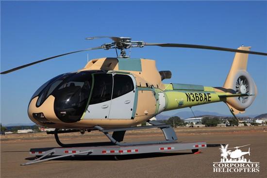 Eurocopter EC130T2 c/n 7716