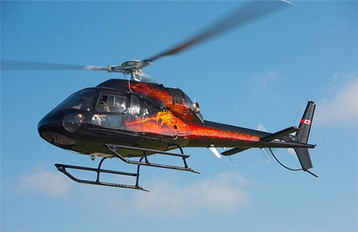 Eurocopter AS355NP Ecureuil 2 / TwinStar