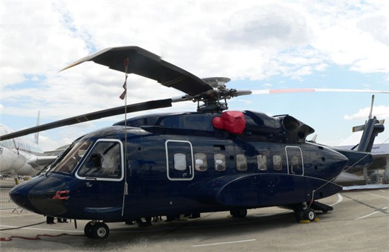 Sikorsky S-92A