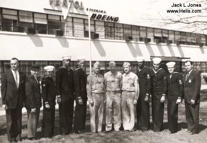 UH-46 First Crew