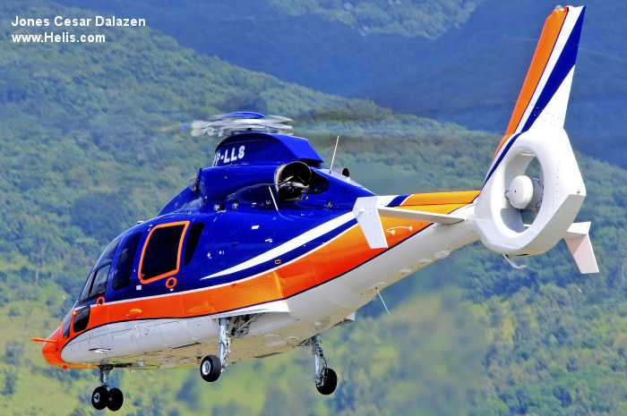 ... Eurocopter EC155B1 c/n 6909