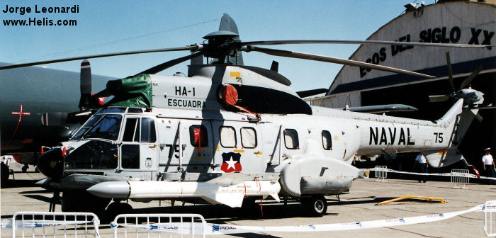 Eurocopter AS532SC Cougar